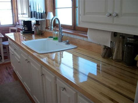 How To Apply Polyurethane Finish To Counter Top
