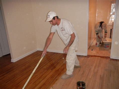 How To Apply Stain To Hardwood