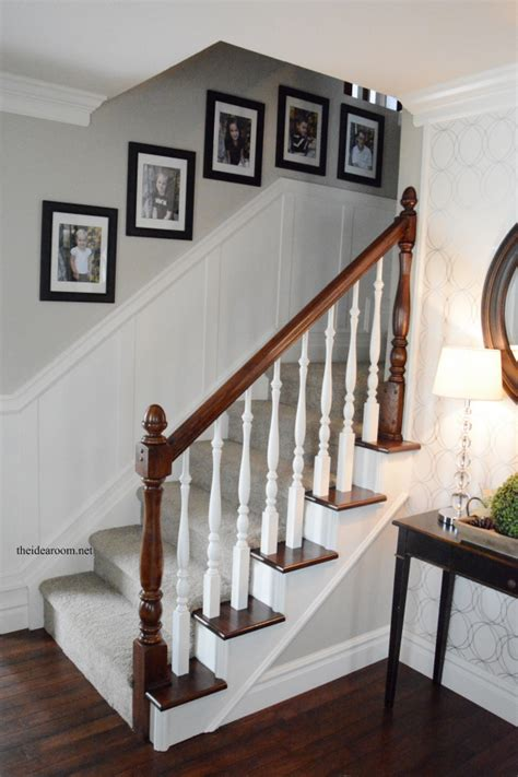 How To Apply Stain To Oak Railing