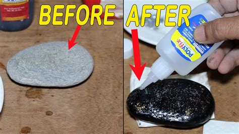 How To Apply Super Glue Finish