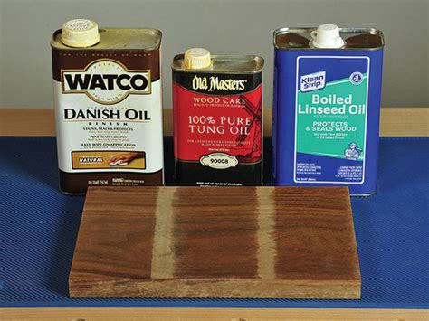 How To Apply Tung Oil To Teak Furniture