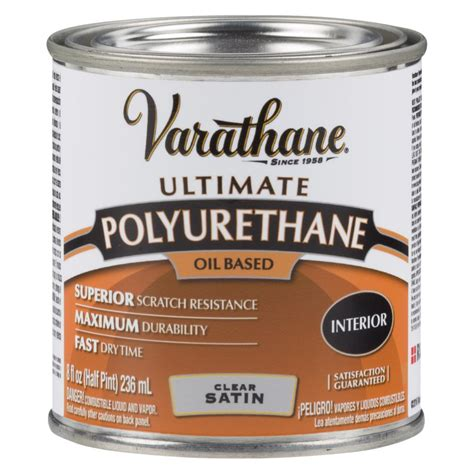 How To Apply Varathane Oil Based Polyurethane