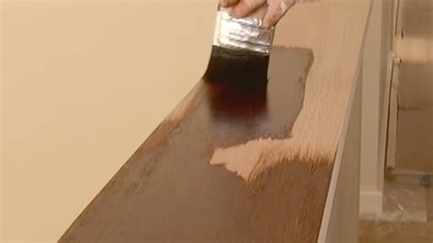 How To Apply Wood Stain Evenly Meaning