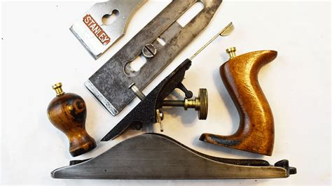 How To Assemble A Hand Plane
