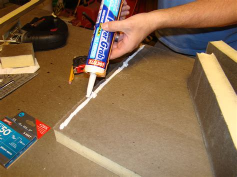 How To Attach 2 Foam Boards Together