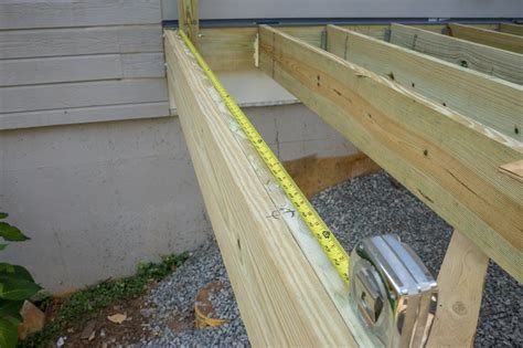 How To Attach 4x4 Post To Deck Floor