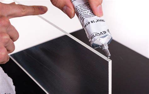 How To Attach Plexi To Wood