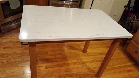 How To Attach Wood To Granite