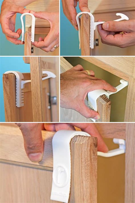 How To Baby Proof Cabinets DIY
