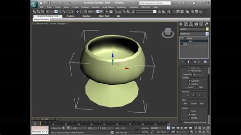 How To Bevel 3ds Max