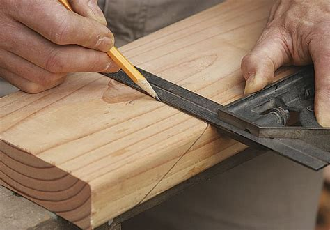 How To Bevel Wood Table
