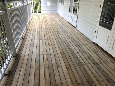 How To Bleach Wood Decks