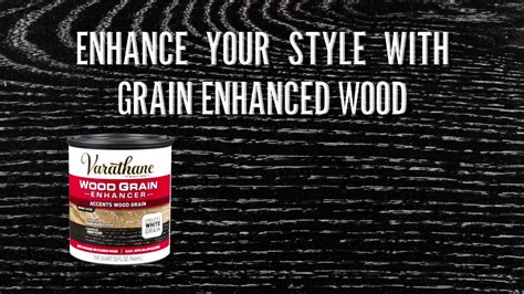 How To Bring Out The Grain In Wood