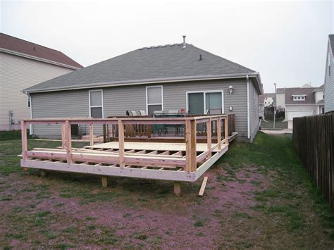 How To Build 14 X16 Decking