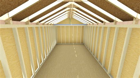 How To Build A 10x20 Shed Plans