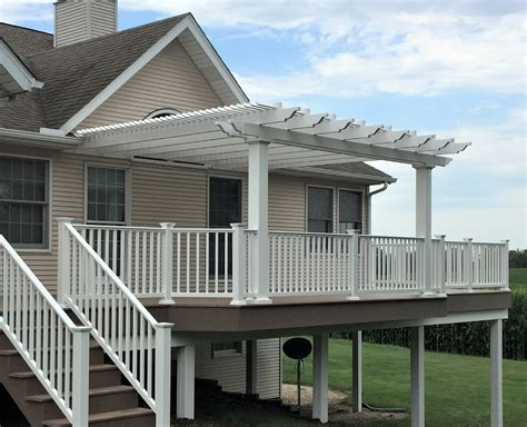 How To Build A 16 X 16 Deck Attached To House