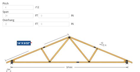 How To Build A 24 Ft Truss Design