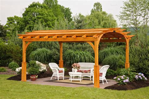 How To Build A Backyard Pergola Kits