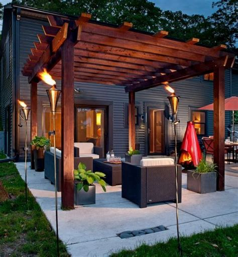 How To Build A Beautiful Backyard Pergola