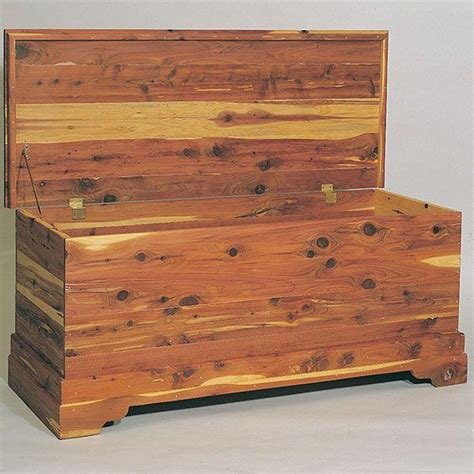 How To Build A Beautiful Cedar Chest