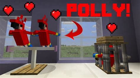 How To Build A Bird Perch In Minecraft
