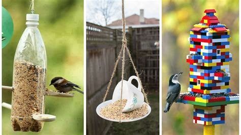 How To Build A Birdhouse Feeder By Home