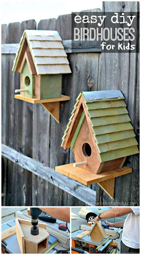 How To Build A Birdhouse Roof