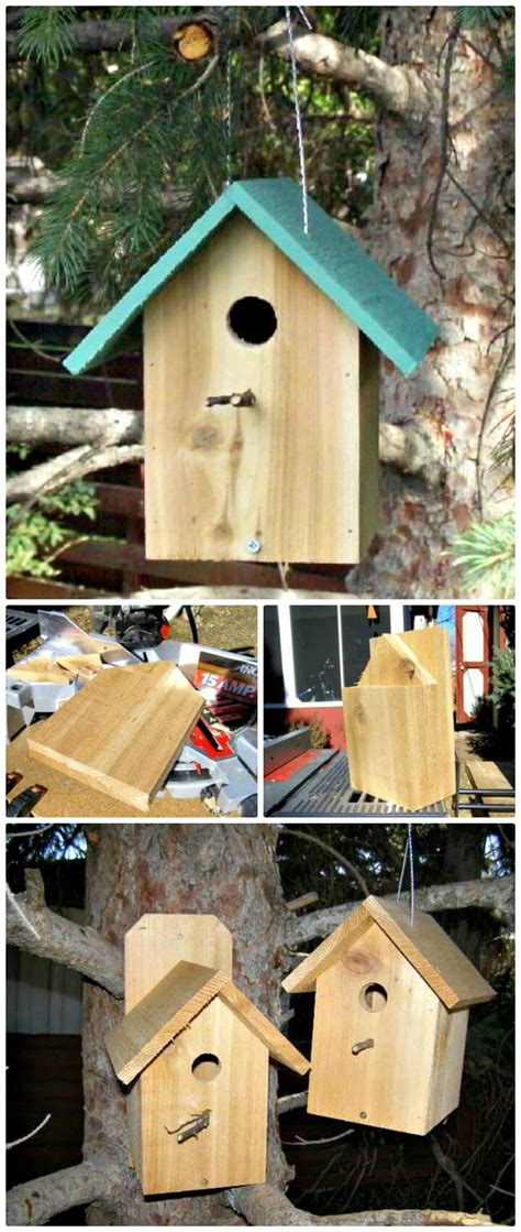 How To Build A Birdhouse Video