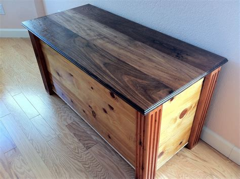 How To Build A Blanket Chest Video