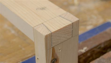 How To Build A Blanket Chest With Dove Tails Cabinetry