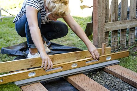 How To Build A Boardwalk Decking