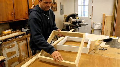 How To Build A Box Frame For A Painting