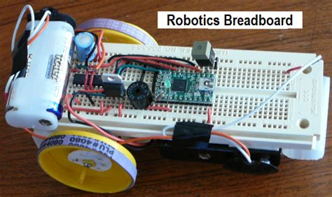 How To Build A Breadboard