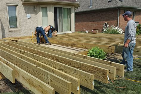 How To Build A Brick Decks