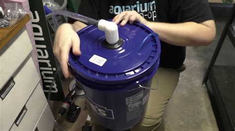 How To Build A Canister Aquarium Filter