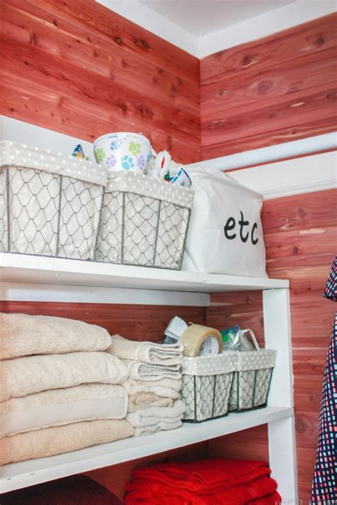 How To Build A Cedar Lined Closet