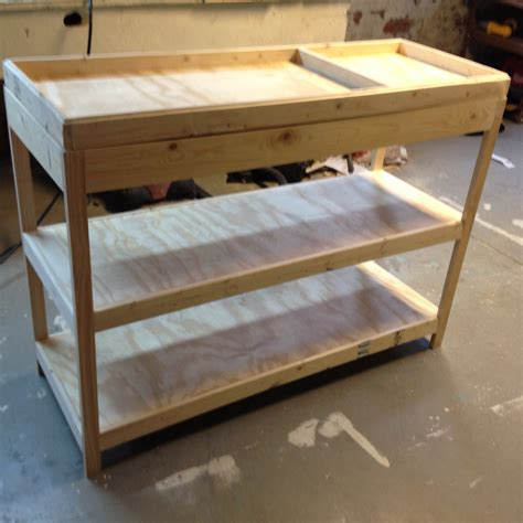 How To Build A Changing Table For Adult