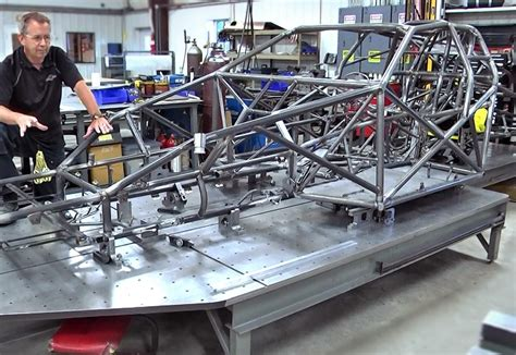 How To Build A Chassis Jig Plans