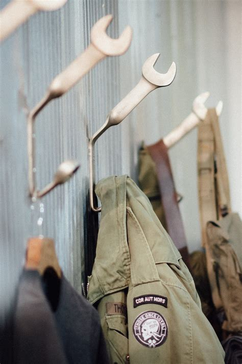 How To Build A Coat Rack For The Garage