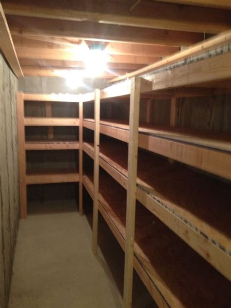 How To Build A Cold Storage Room In Garage