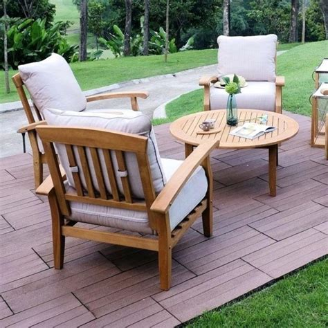 How To Build A Comfortable Outdoor Chair