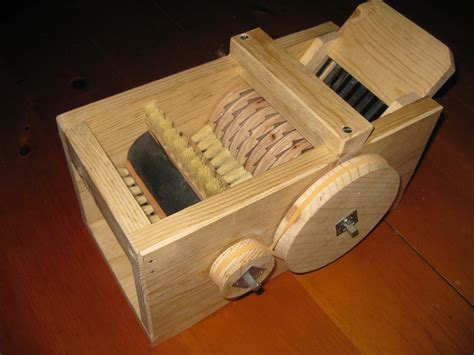 How To Build A Cotton Gin