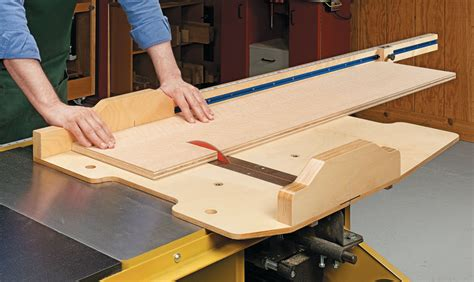 How To Build A Crosscut Sled