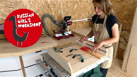 How To Build A Crosscut Sled Video