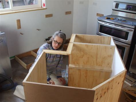 How To Build A Cupboard From Scratch