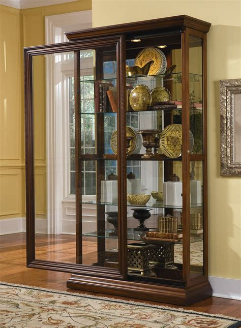 How To Build A Curio Display Cabinet