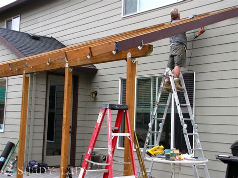 How To Build A Deck Roof By Code