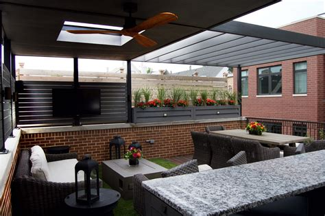How To Build A Deck Roof Over Garage Plans