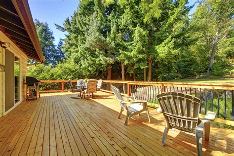 How To Build A Deck With Marine Plywood