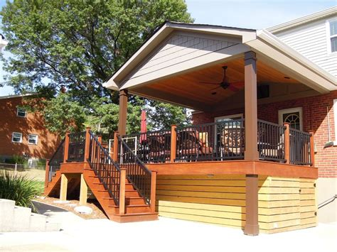 How To Build A Decking Area On John